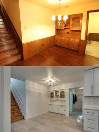 Kitchen Remodel Before and After Pictures - Galley Kitchen ...