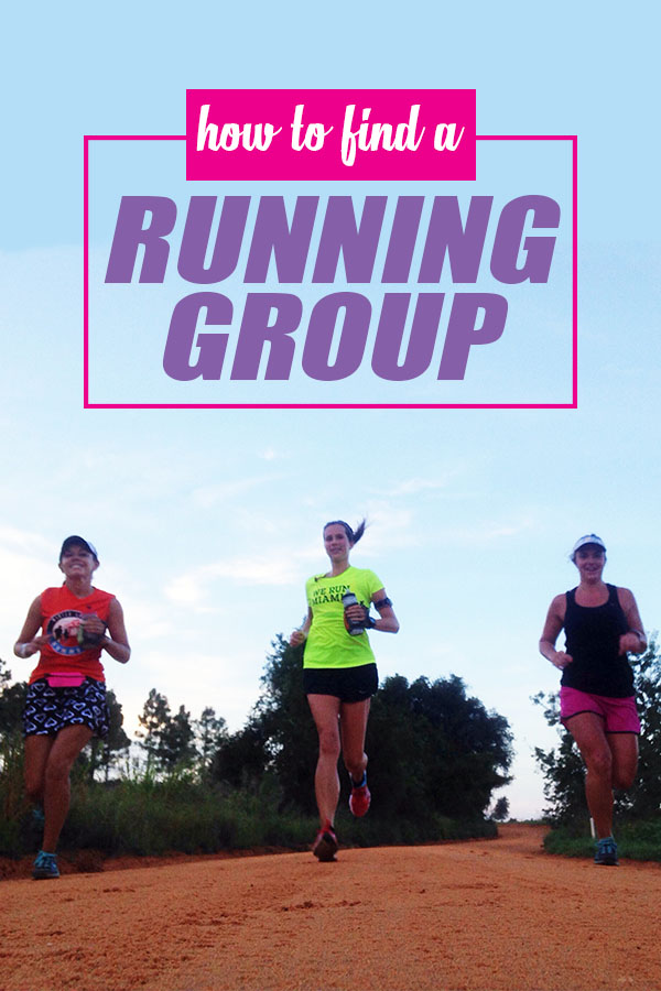 How to Find a A Running Group or start your own run club!