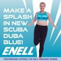 ENELL Limited Color Scuba Blue
