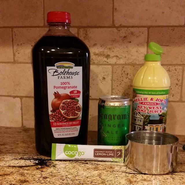 Cocogo Mistletoe Punch Recipe