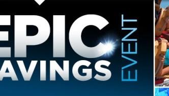 Universal Orlando Epic Savings Event