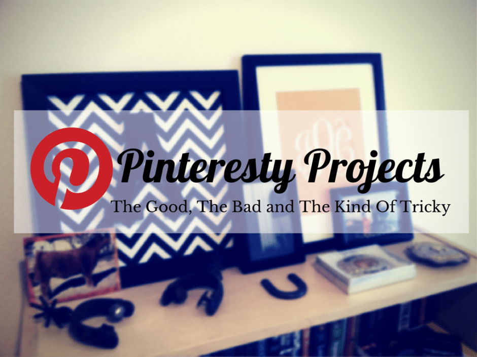 Pinteresty Projects