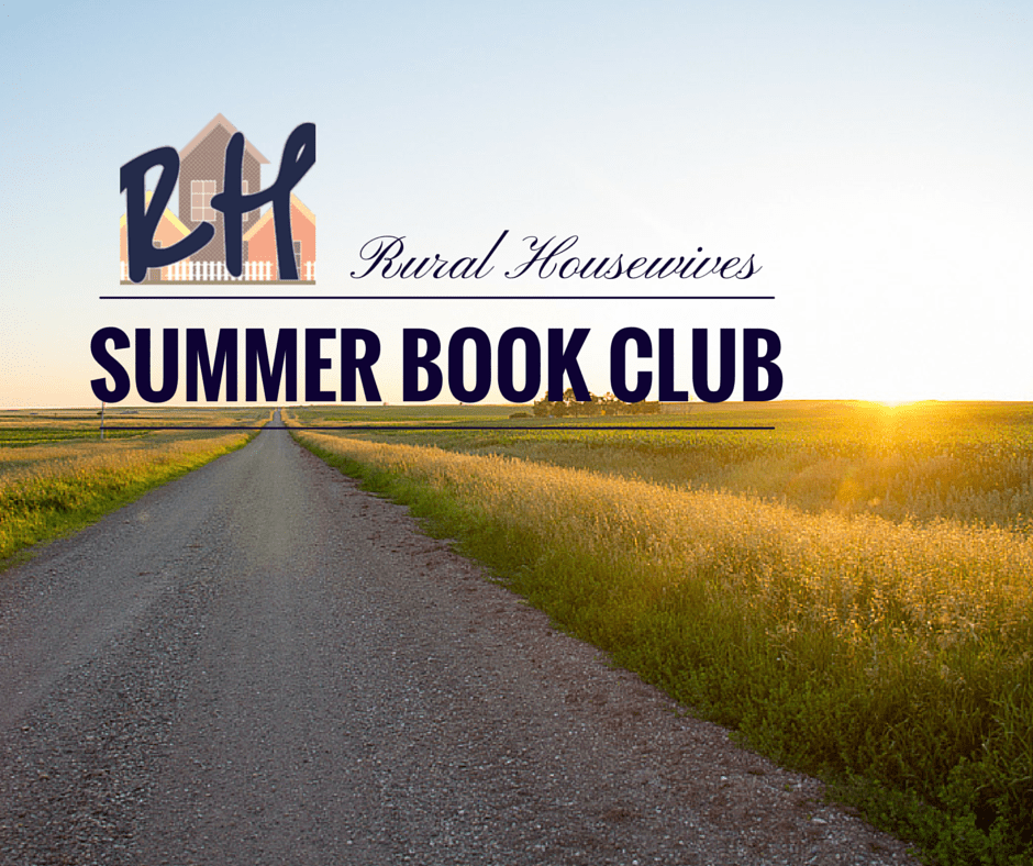Rural Housewives Summer Book Club