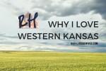 Why I Love Western Kansas