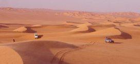 Desiertos que ver en España