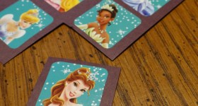 Disney Princess Magnet Craft