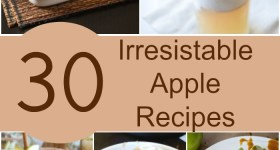 30 Irresistible Apple Recipes