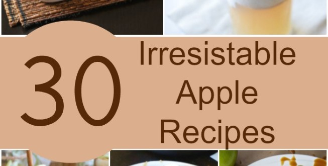 30-irresistable-apple-recipes