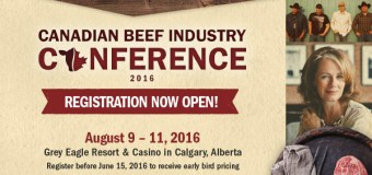BCRC: Canadian Beef Industry Conference drives fresh energy