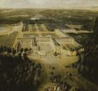 """""""Grand-Trianon1700"""". Con licenza Pubblico dominio tramite Wikimedia Commons - http://commons.wikimedia.org/wiki/File:Grand-Trianon1700.jpg#mediaviewer/File:Grand-Trianon1700.jpg"""