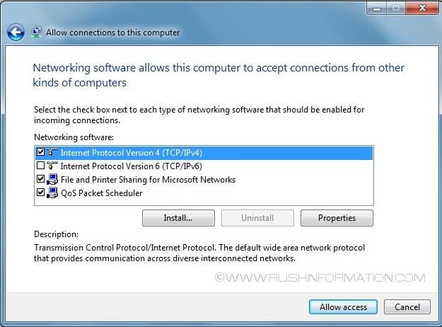 How to Setup a VPN Server in Windows 7
