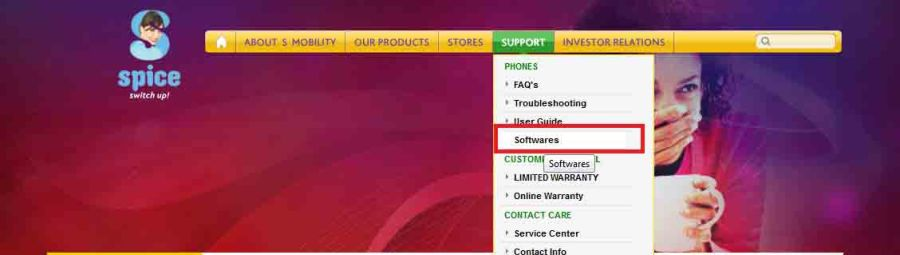 Spice PC Suite FREE Download