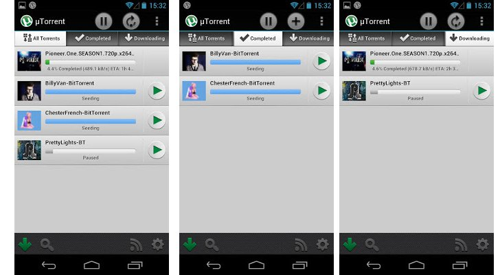 How to Download Torrent Files on Android - uTorrent