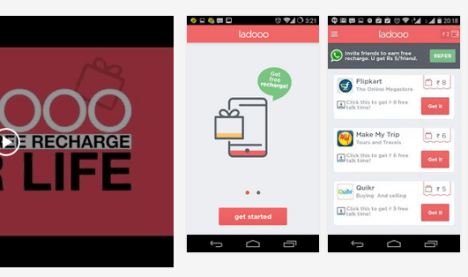 Free Mobile Recharge Tricks for Android 2015 - Ladooo
