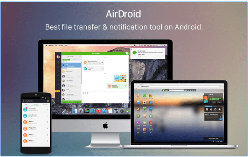 Cara Ekstrak File APK di Android - Air Droid