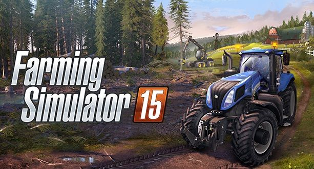 Best Farming Games For PC 2016 - Farming Simulator 15