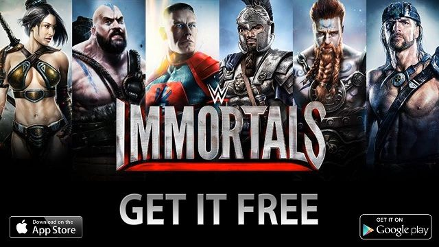 WWE Immortals MOD APK