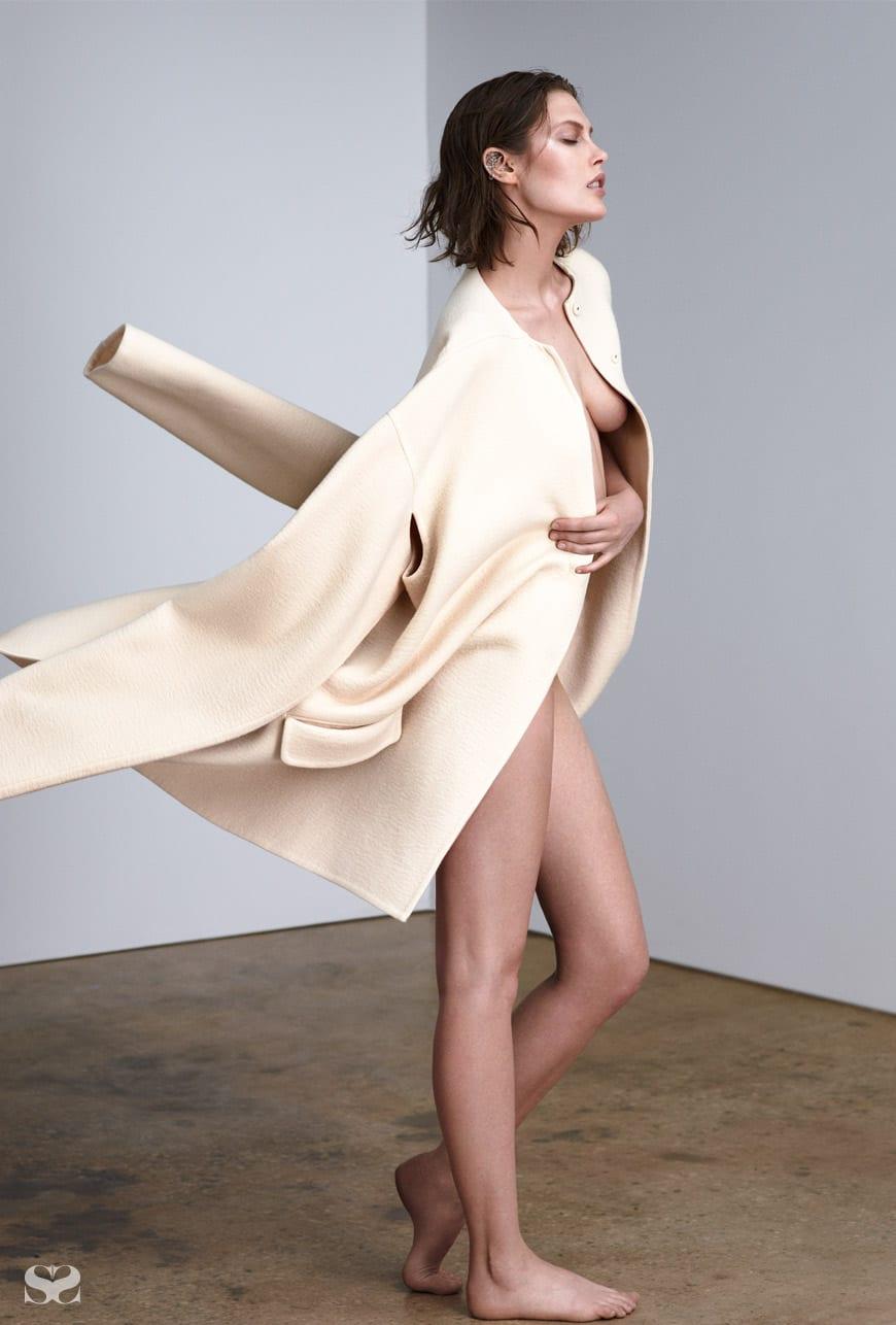 CÉLINE coat.