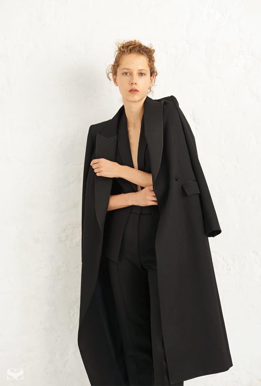 PALLAS coat, jacket and pants.