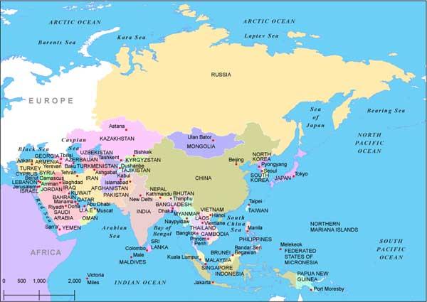 asia-political-map