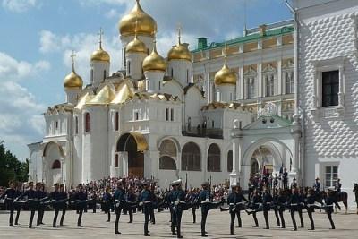 Unutar Kremlja