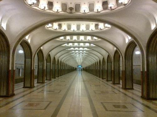 majakovskaja metro