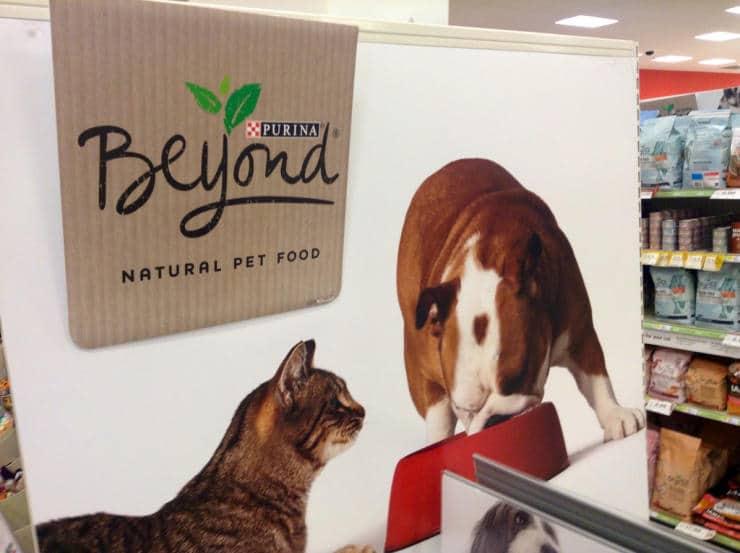 purina natural dog food
