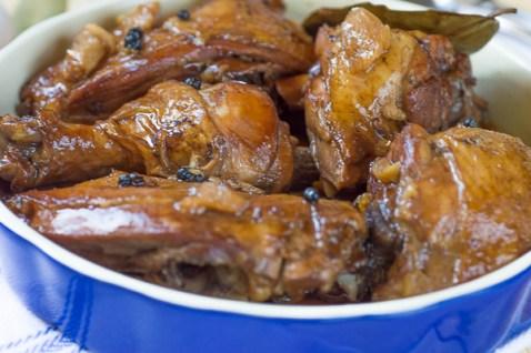 Filipino Chicken Adobo 08