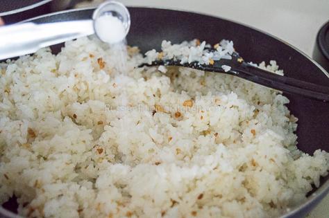 Filipino Garlic Fried Rice (Sinangag) – Russian Filipino Kitchen