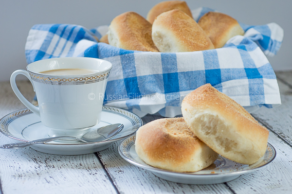 Easy Filipino Pandesal Recipe