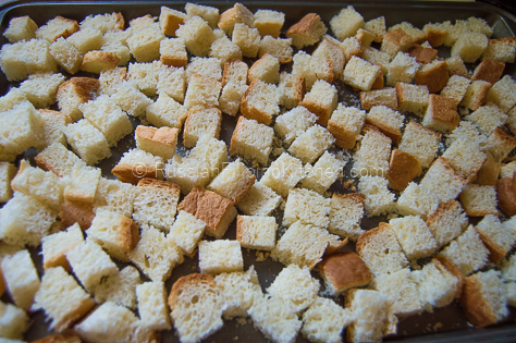 Easy Homemade Croutons 05