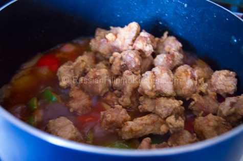 Sweet and Sour Pork Recipe 21
