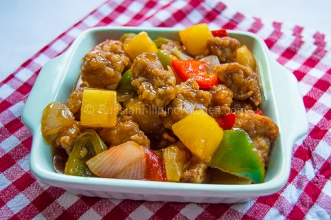 Sweet and Sour Pork Recipe 23