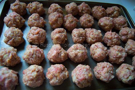 Easy Pork Meatballs Filipino-Style (Bola-bola) 09