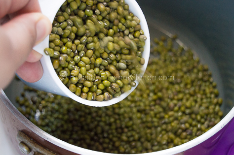How to Cook Mung Beans 01
