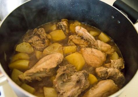 Pinatatasang Manok (Bone-in Chicken with Potatoes) 14
