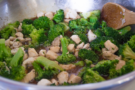 Teriyaki Chicken Broccoli Recipe 15