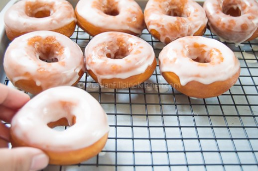 Easy Homemade Glazed Donuts 20