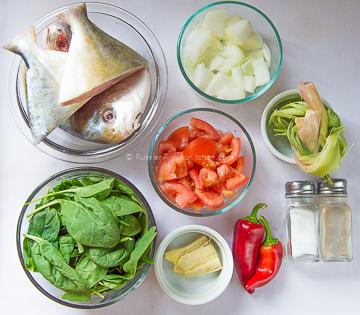 Fish Tinola Recipe or Tinolang Isda 02
