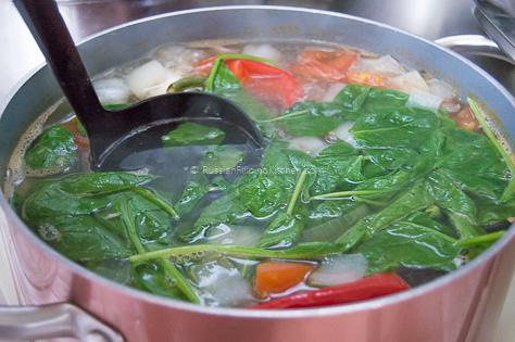 Fish Tinola Recipe or Tinolang Isda 08