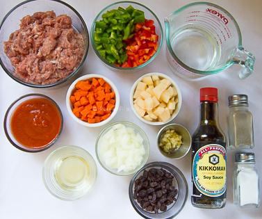 Filipino Pork Giniling Recipe or Giniling na Baboy 02