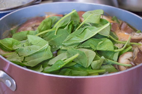 Law-uy Utan Bisaya Healthy Soup 9