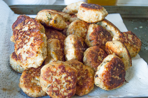 Chicken Kotleti (Russian-style Meatballs) 15