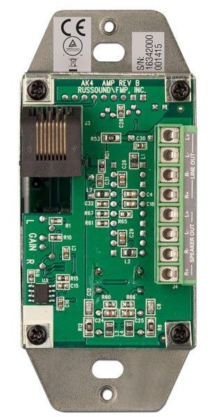 Russound - A-K4 Amplified Keypad