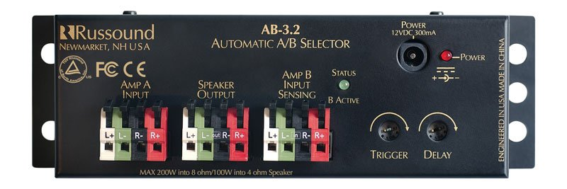 Russound - AB-32 Automatic Speaker Selector