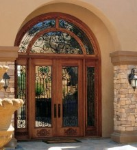 RUSTIC 101 - Entry Doors