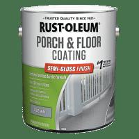 Rust Oleum Acrylic Urethane Floor Paint  Floor Matttroy