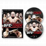 UFC: Best of 2010 DVD