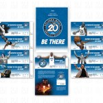Orlando Magic 20th Anniversary Season Tickets