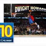 Dwight Howard Slam Dunk Score Card